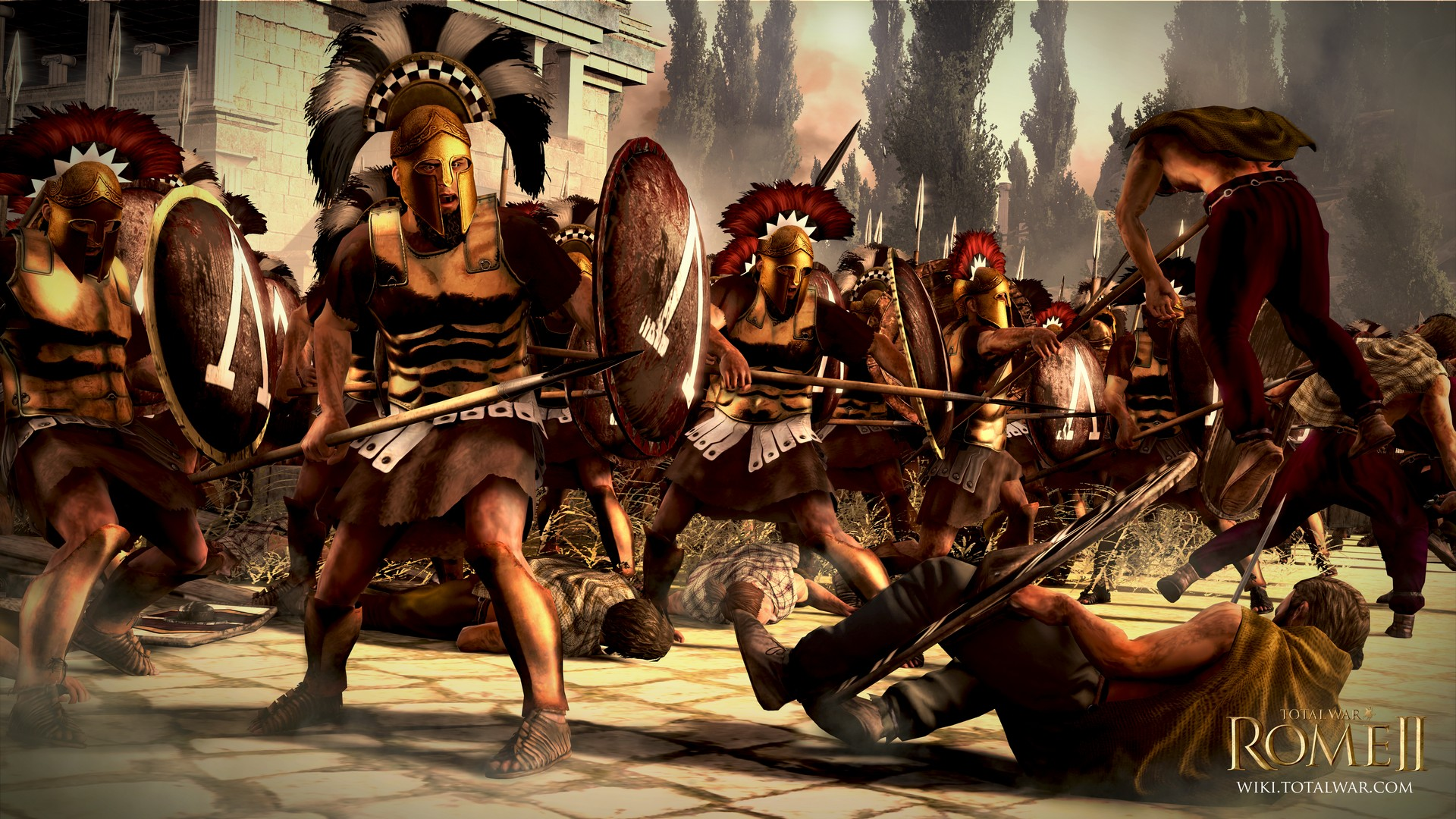 Total War Rome 2 wallpaper 6