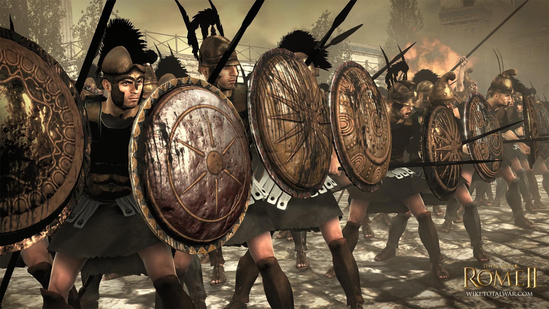 Total War Rome 2 wallpaper 8