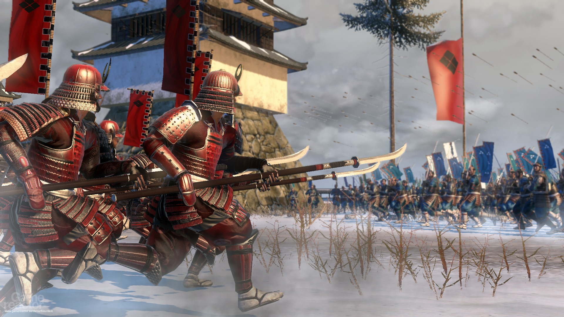 Total War Shogun 2 wallpaper 1
