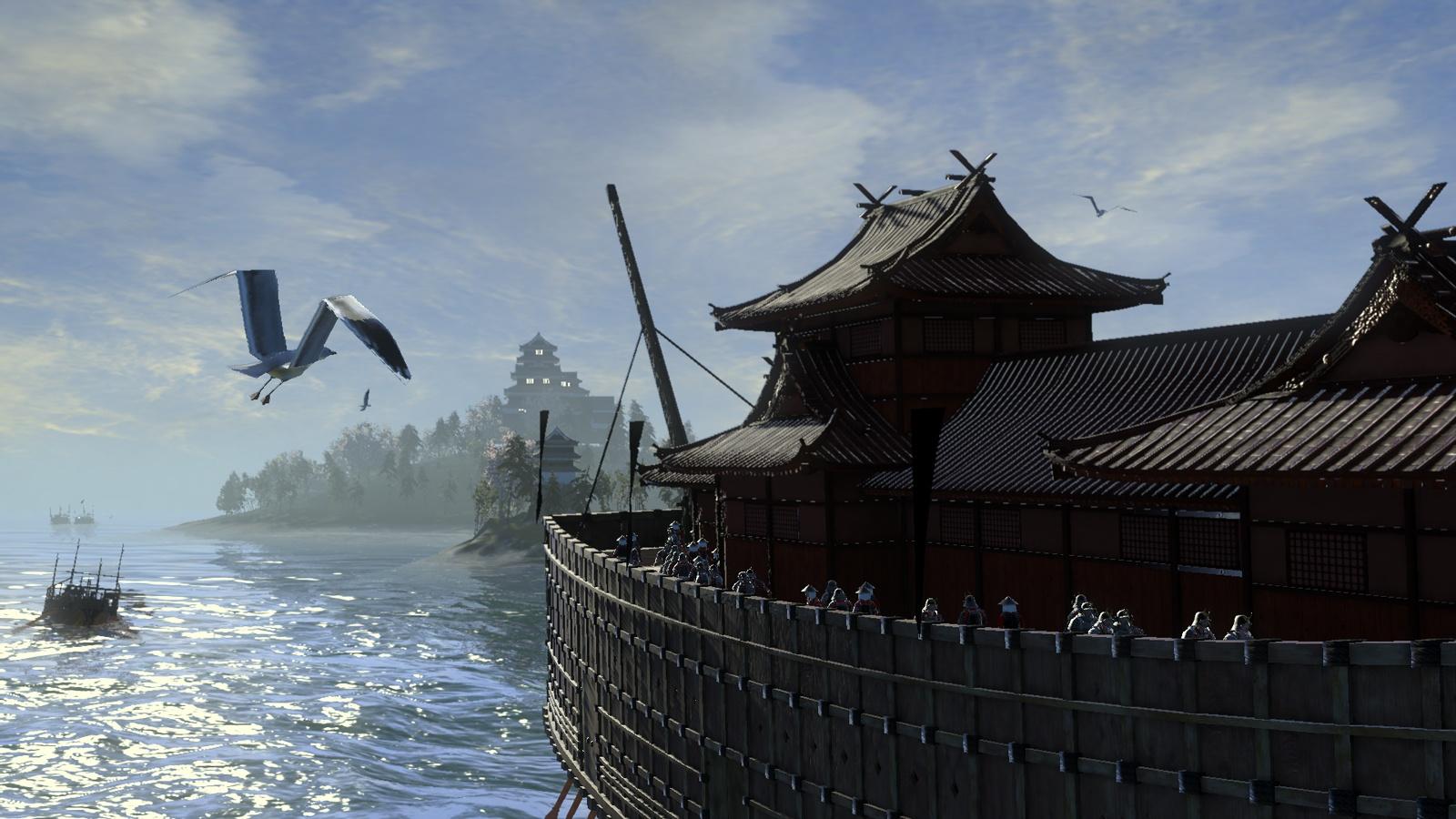 Total War Shogun 2 wallpaper 2