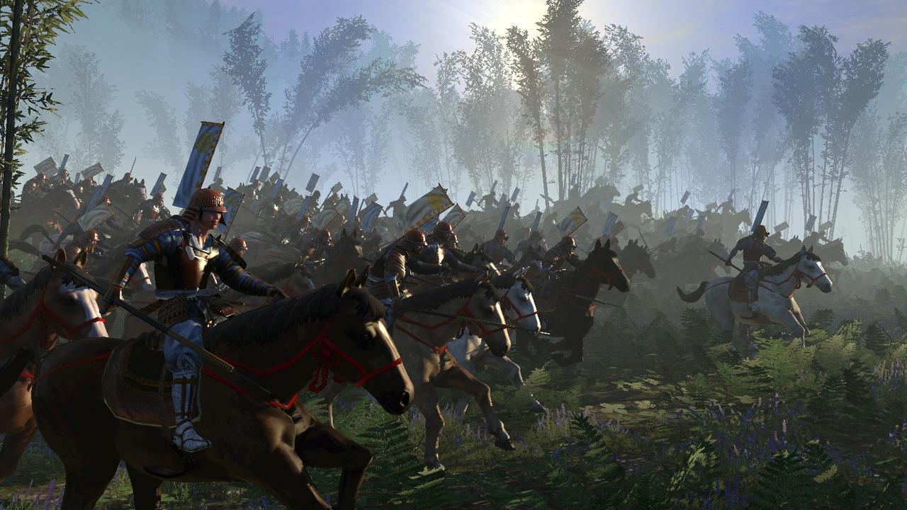 Total War Shogun 2 wallpaper 3