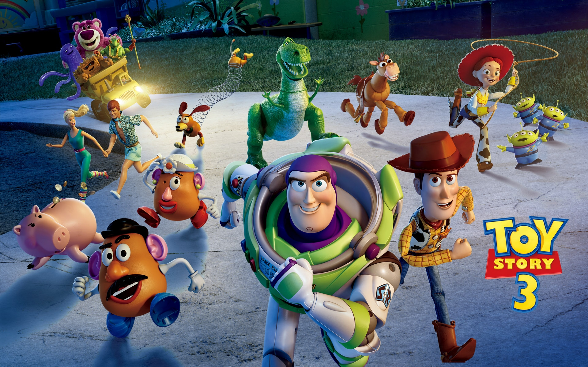 Toy Story 3 wallpaper 1