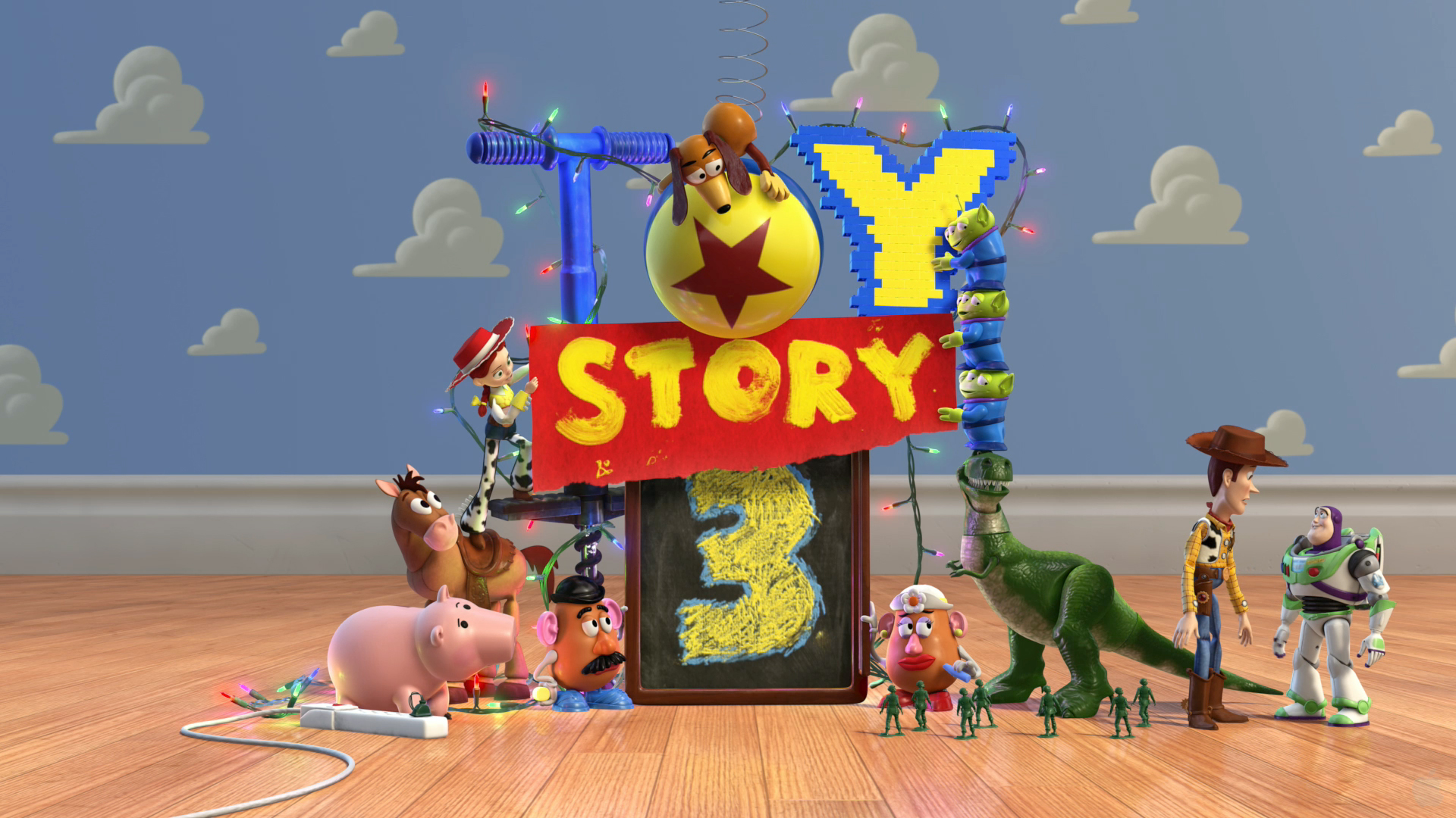 Toy Story 3 wallpaper 3