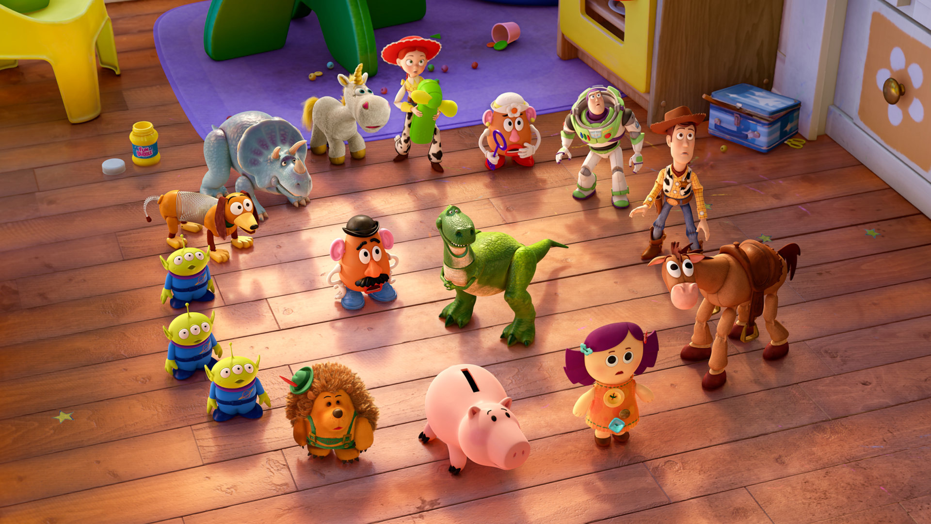 Toy Story 3 wallpaper 5