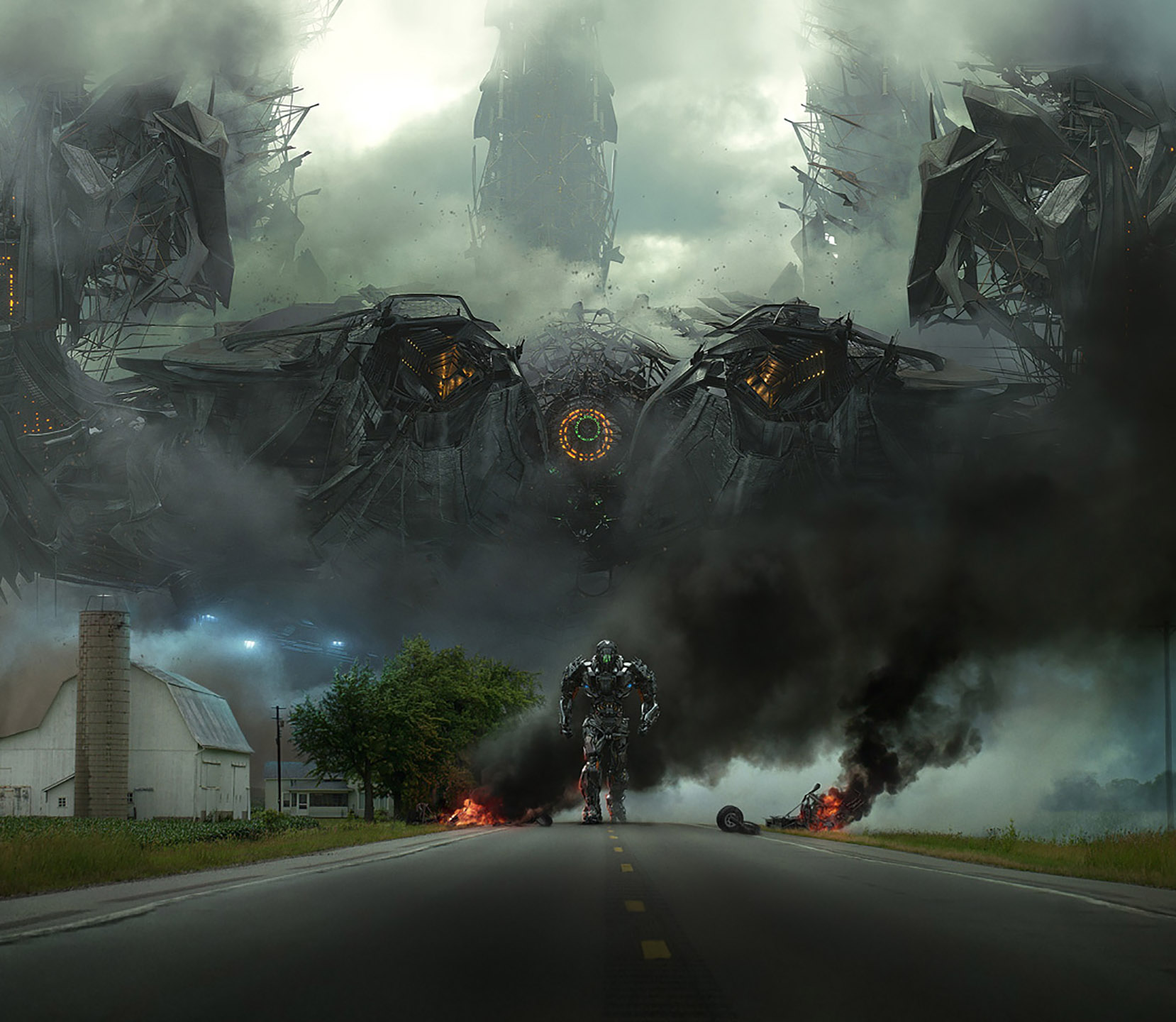 Transformers Age of Extinction wallpaper 2
