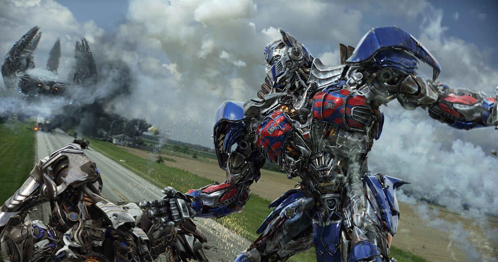 Transformers Age of Extinction wallpaper 8