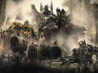 Transformers Dark of the Moon wallpaper 3