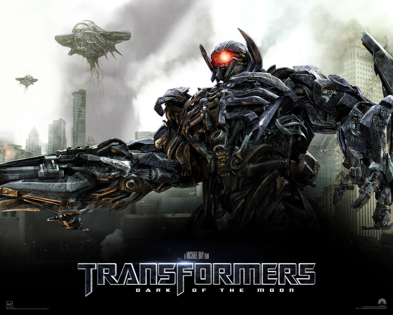 Transformers Dark of the Moon wallpaper 4
