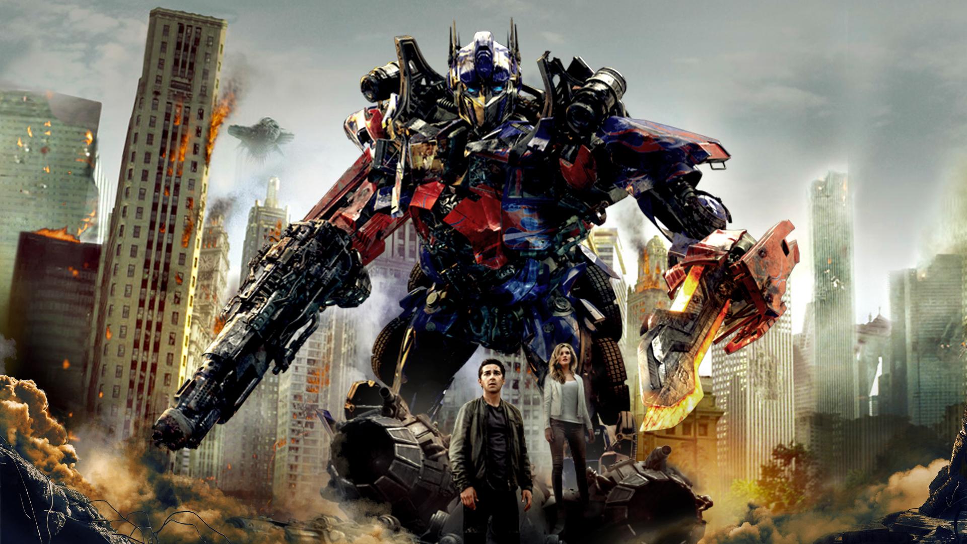 Transformers Dark of the Moon wallpaper 5