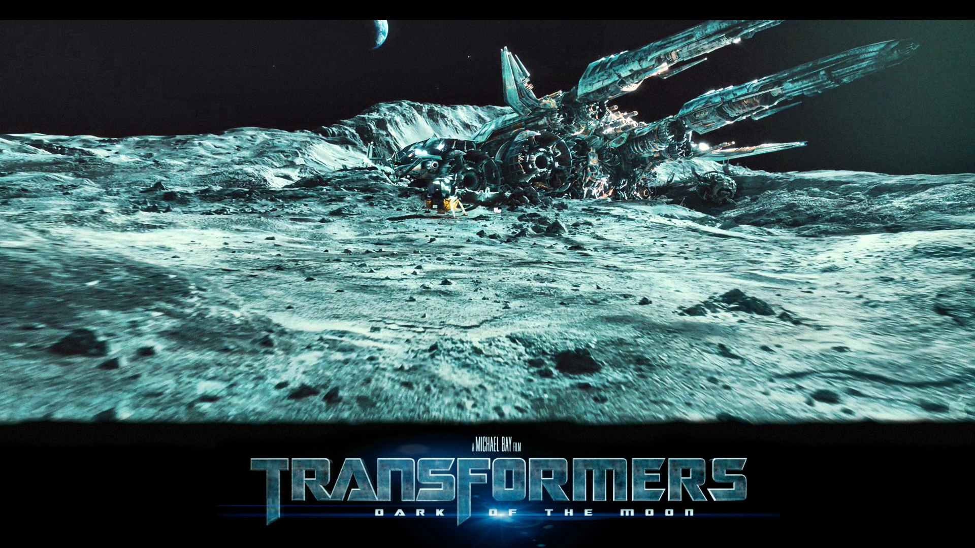 Transformers Dark of the Moon wallpaper 6