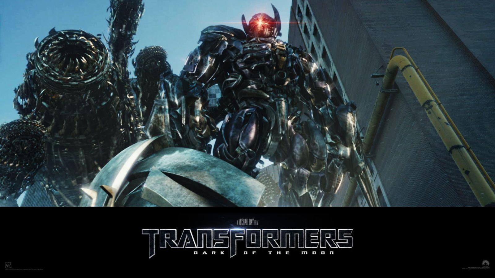 Transformers Dark of the Moon wallpaper 8