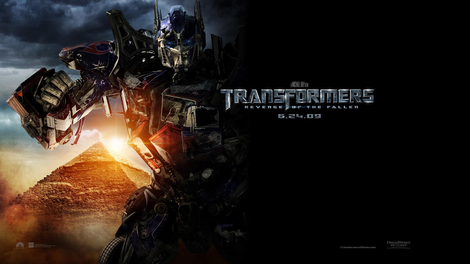 Transformers Revenge of the Fallen wallpaper 2