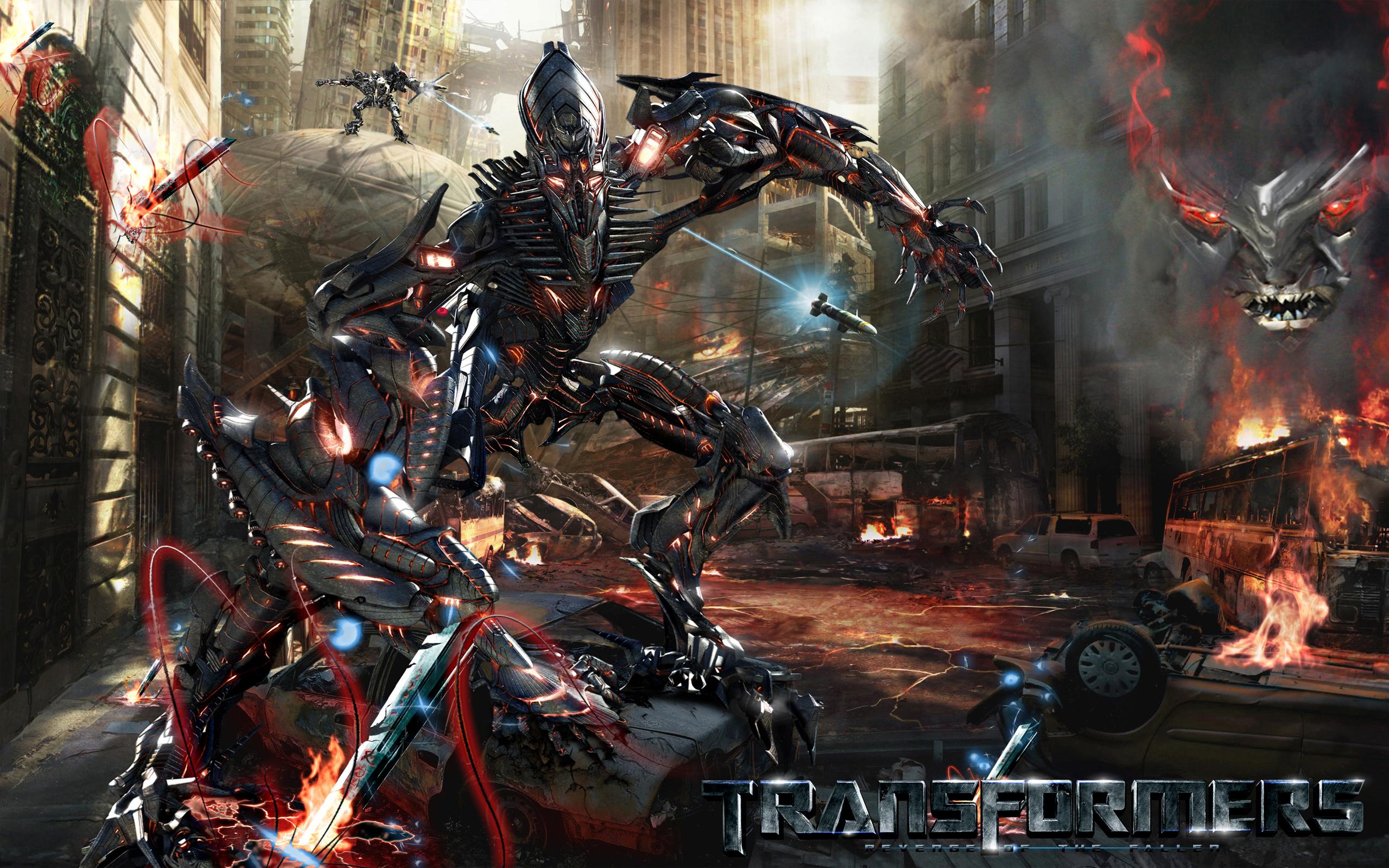 Transformers Revenge of the Fallen wallpaper 7