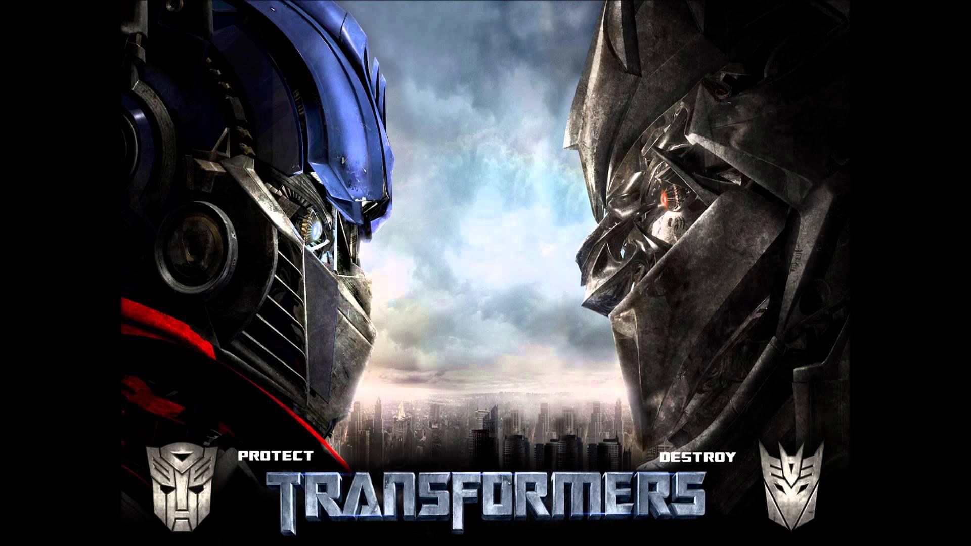 Transformers wallpaper 2