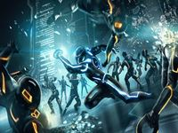 Tron Evolution wallpaper 1
