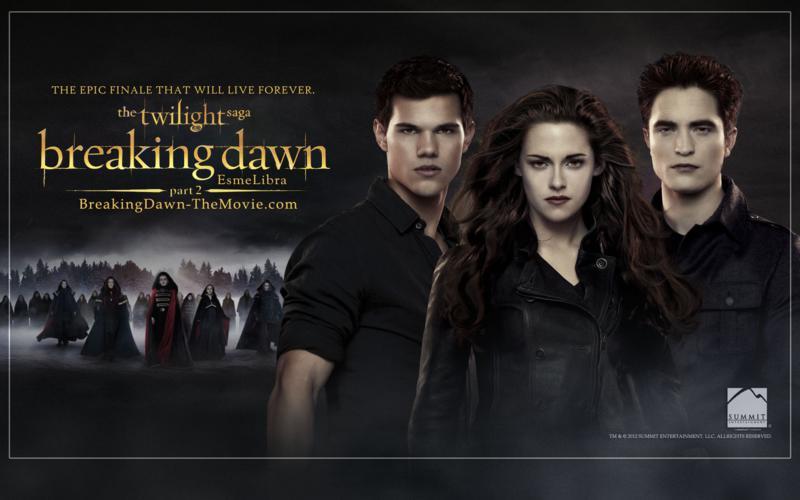 Twilight Breaking Dawn 2 wallpaper 12