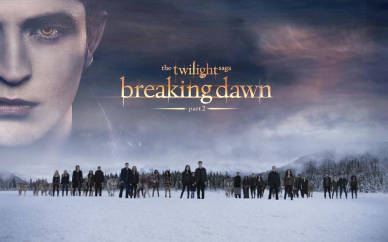 Twilight Breaking Dawn 2 wallpaper 9