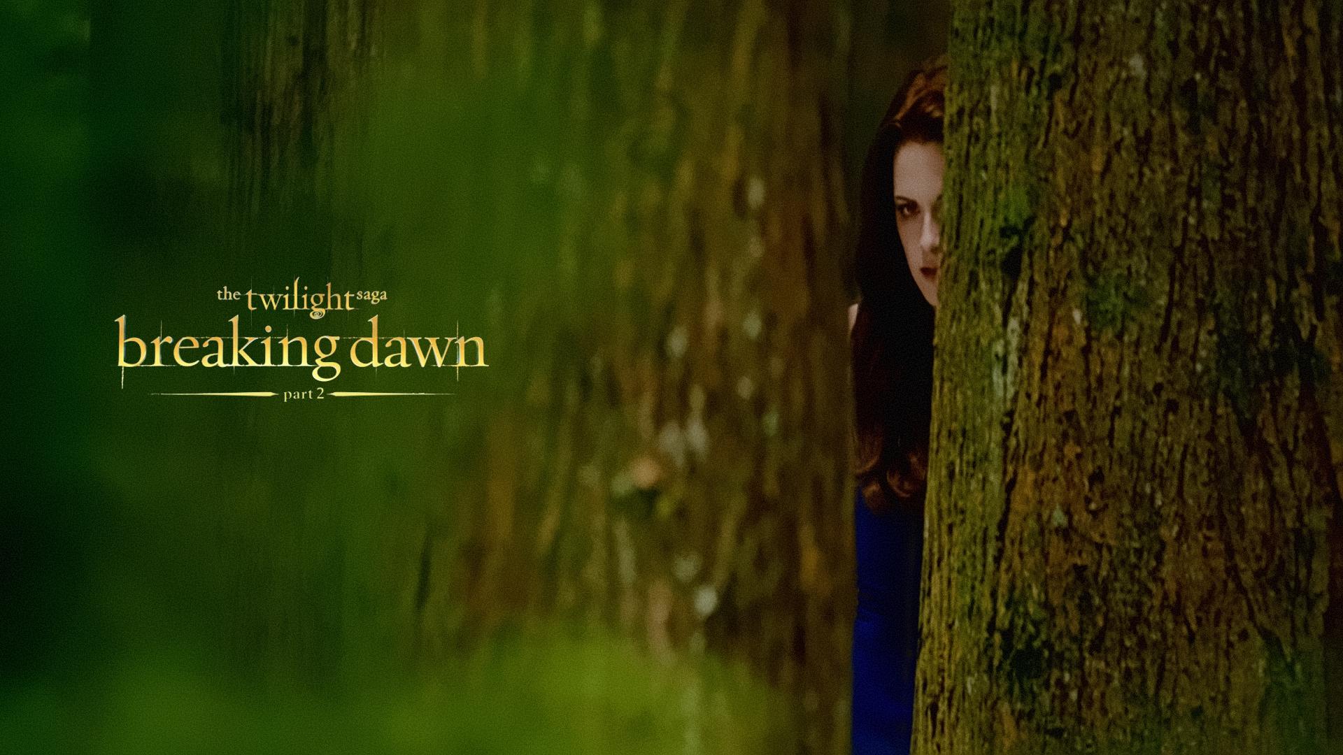 Twilight Breaking Dawn 2 wallpaper 3