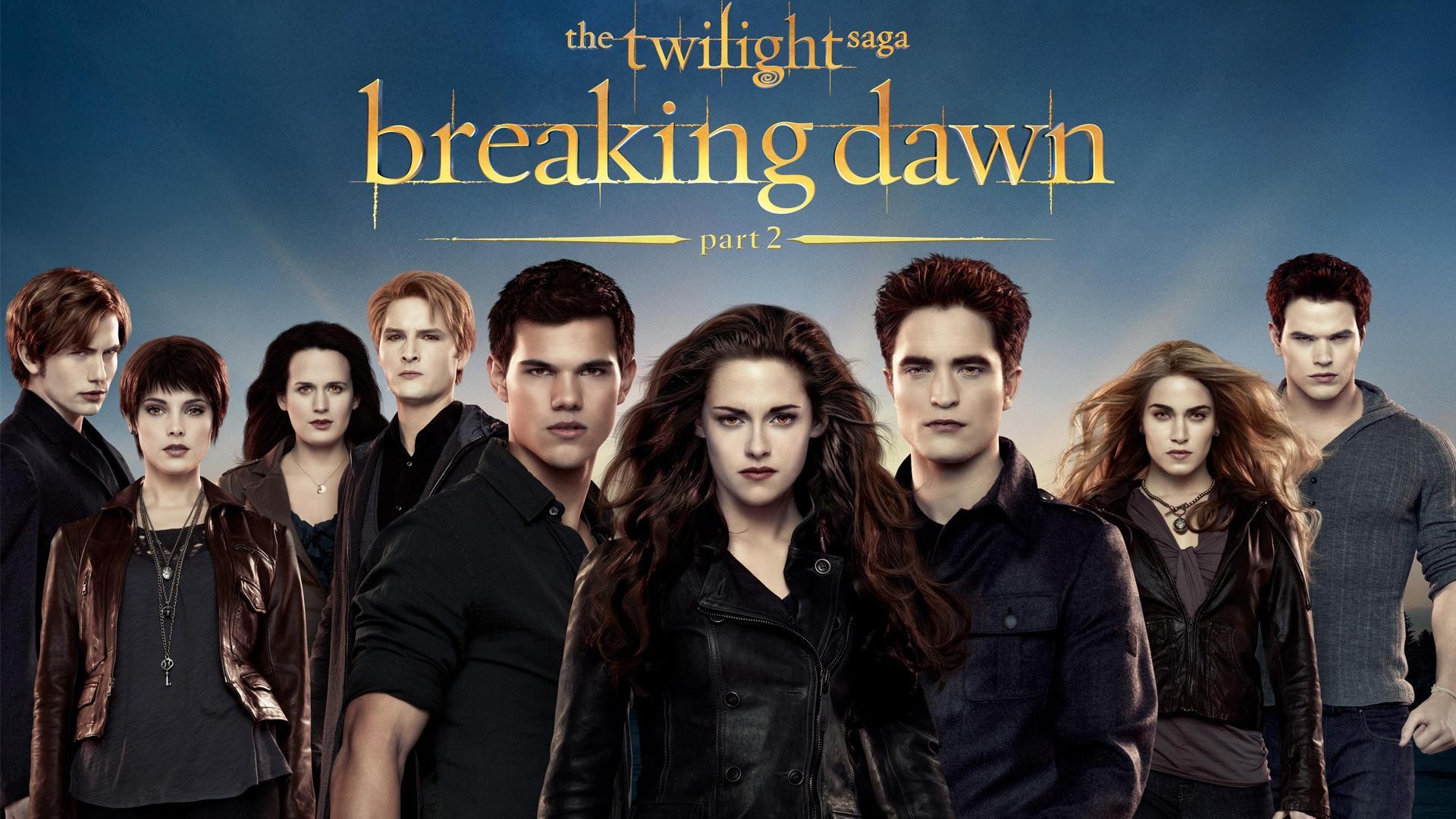Twilight Breaking Dawn 2 wallpaper 8