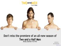 Two and a Half Men wallpaper 5