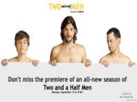 Two and a Half Men wallpaper 5