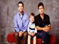 Two and a Half Men wallpaper 7