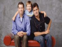 Two and a Half Men wallpaper 8