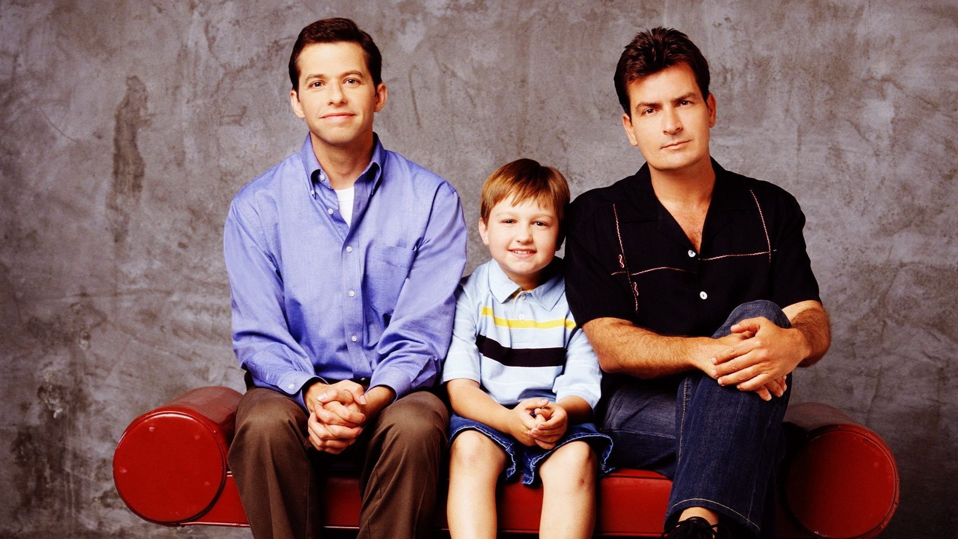 Two and a Half Men wallpaper 1