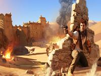 Uncharted 3 Drakes Deception wallpaper 10