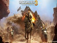 Uncharted 3 Drakes Deception wallpaper 6
