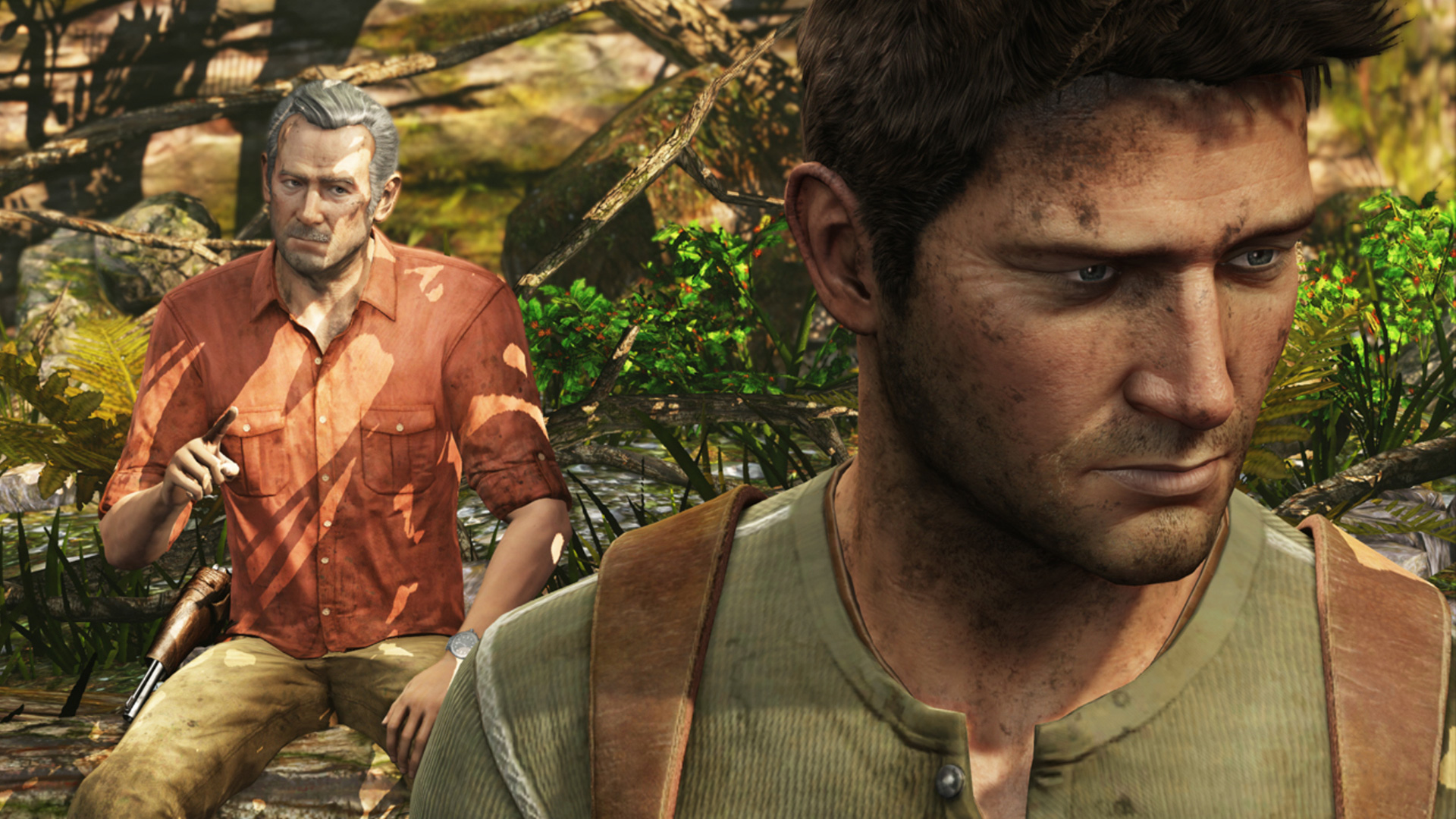 Uncharted 3 Drakes Deception wallpaper 4