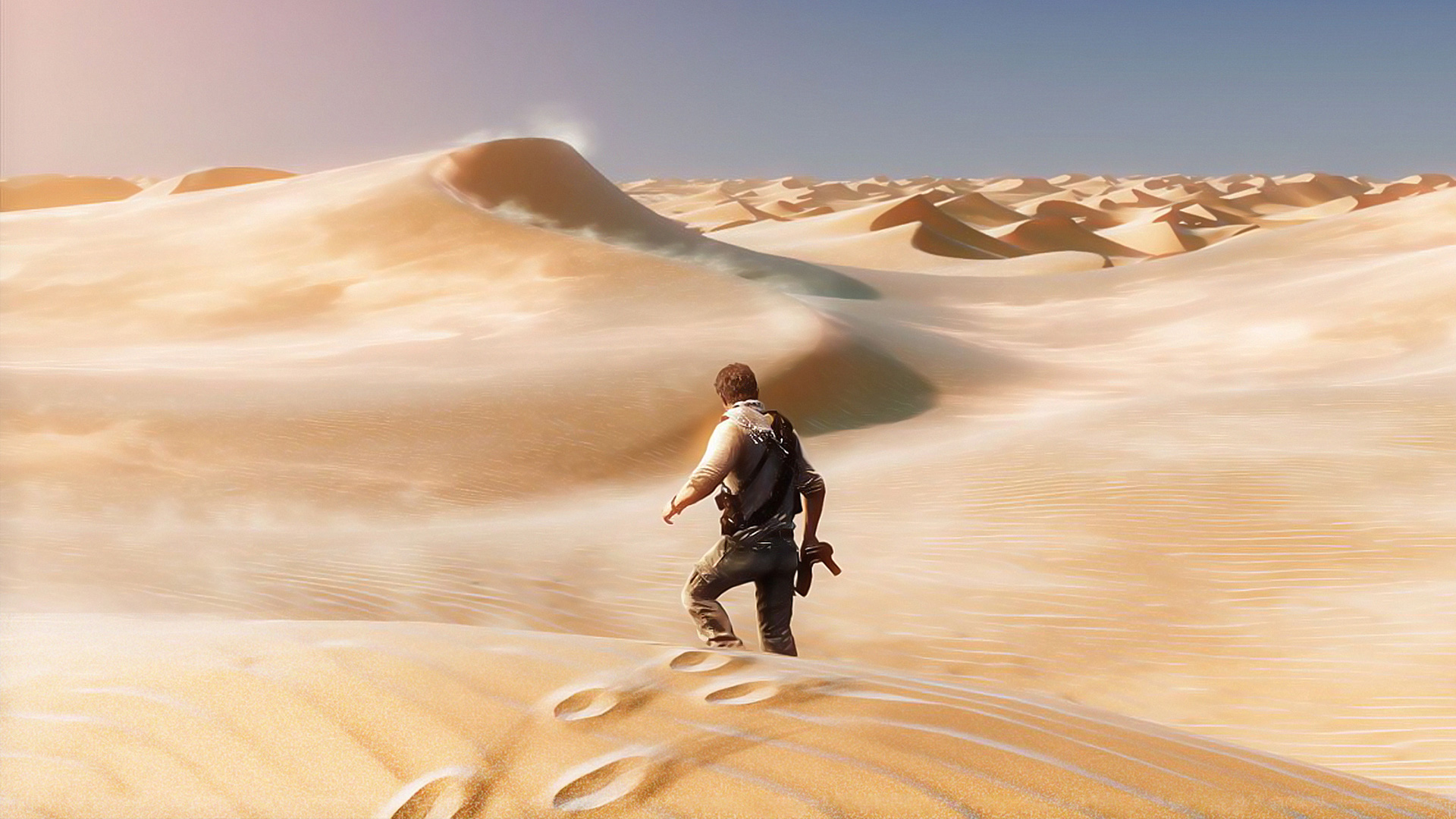 Uncharted 3 Drakes Deception wallpaper 8