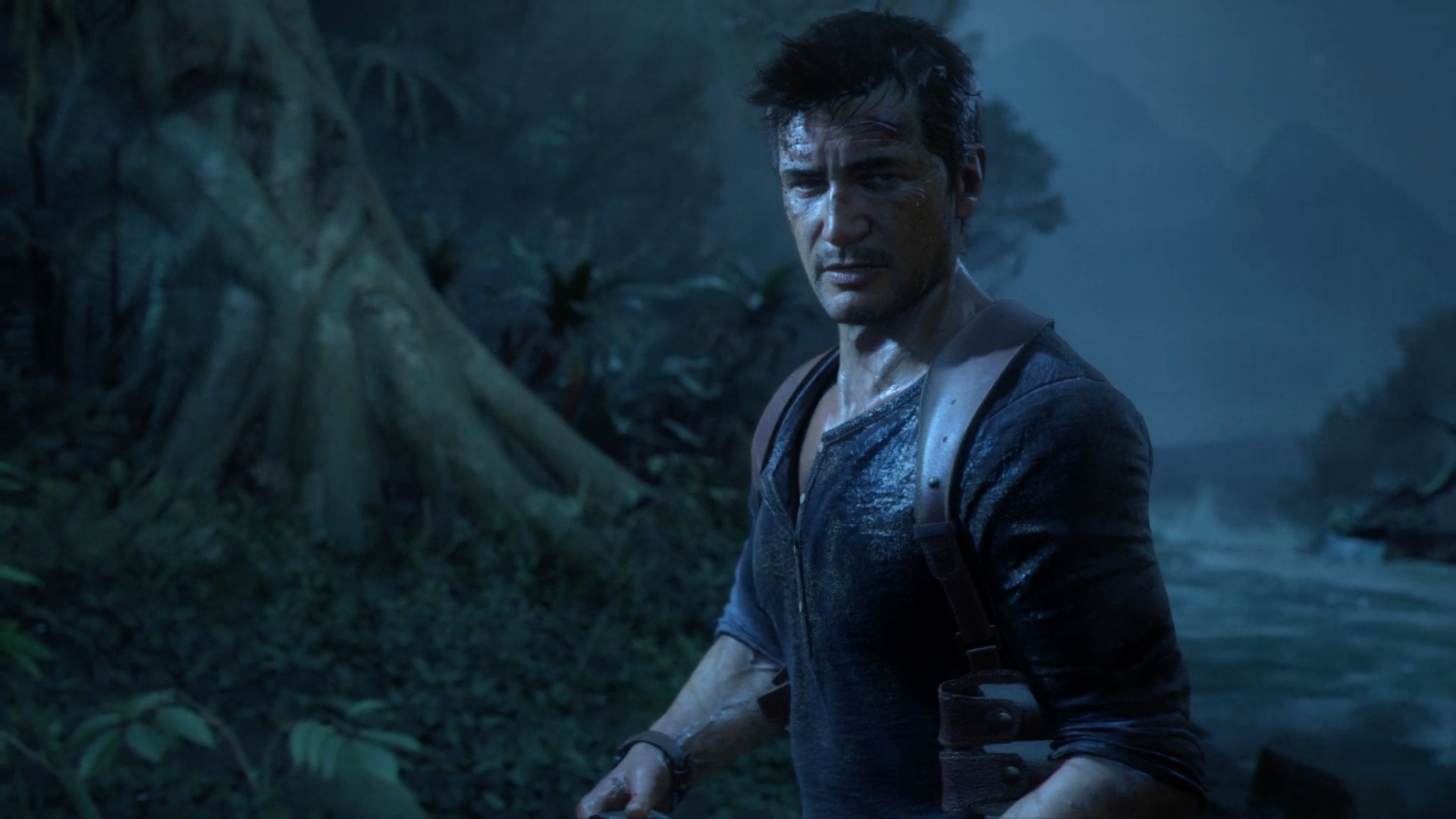 Uncharted 4 A Thiefs End Wallpaper 2 Wallpapersbq