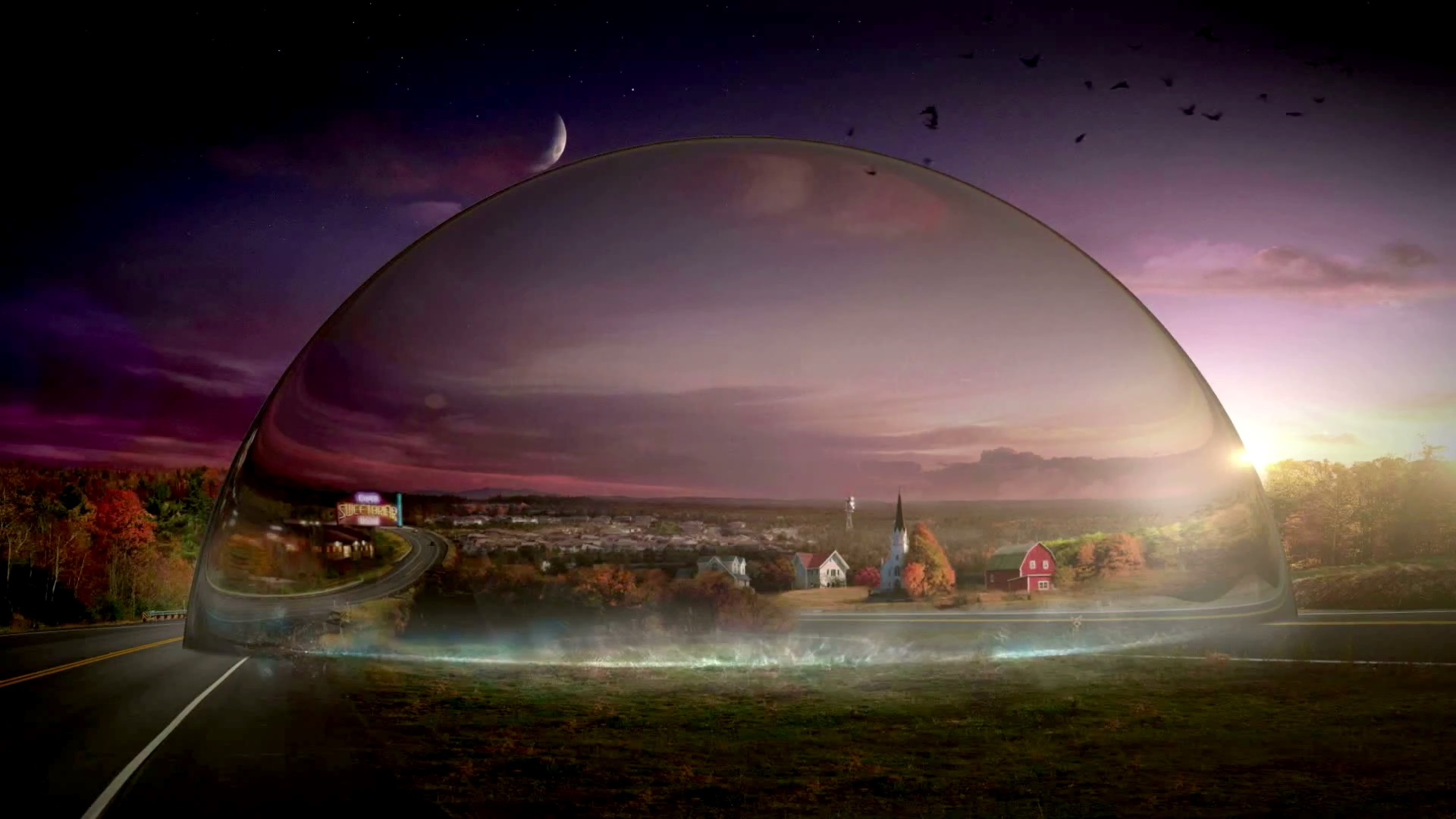 Under the Dome wallpaper 1