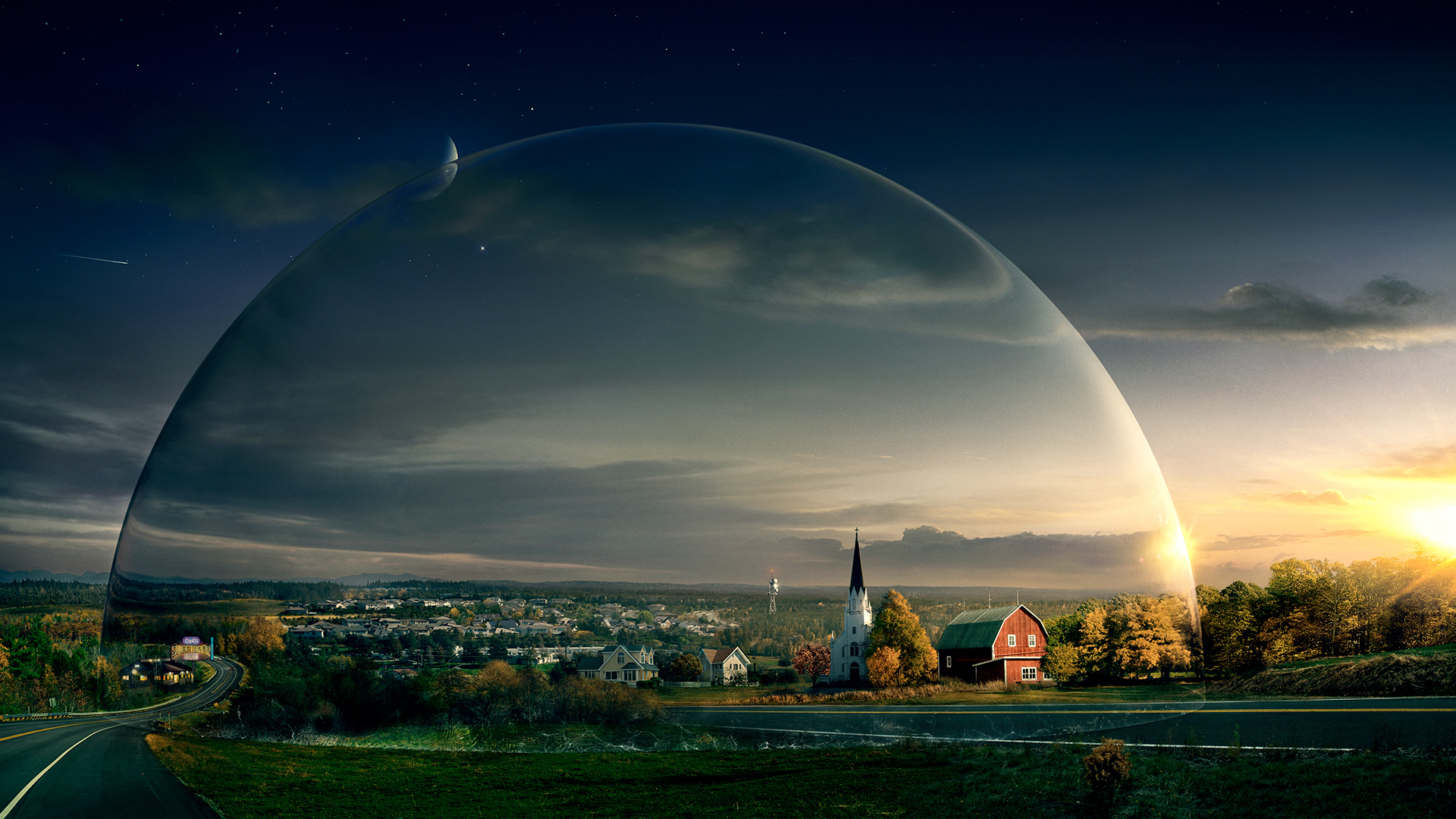Under the Dome wallpaper 3