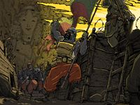Valiant Hearts wallpaper 3