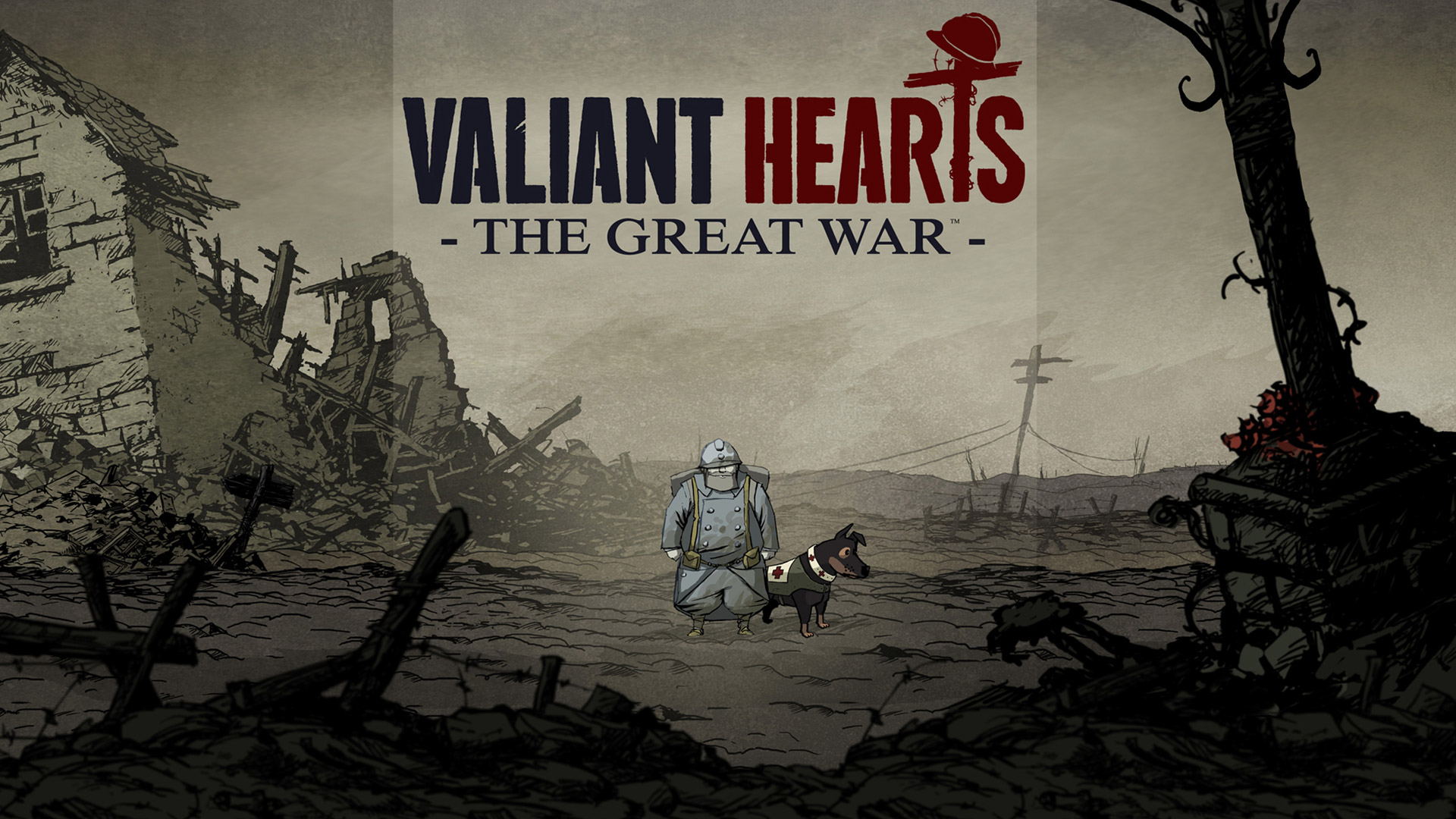 Valiant Hearts wallpaper 1