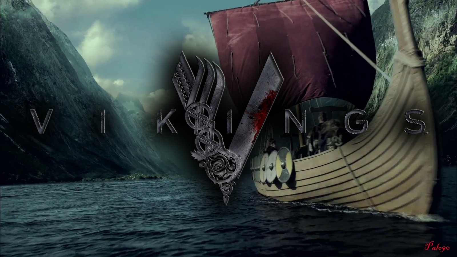Vikings wallpaper 1