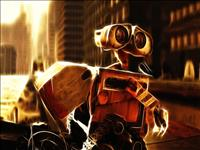 Wall E wallpaper 3