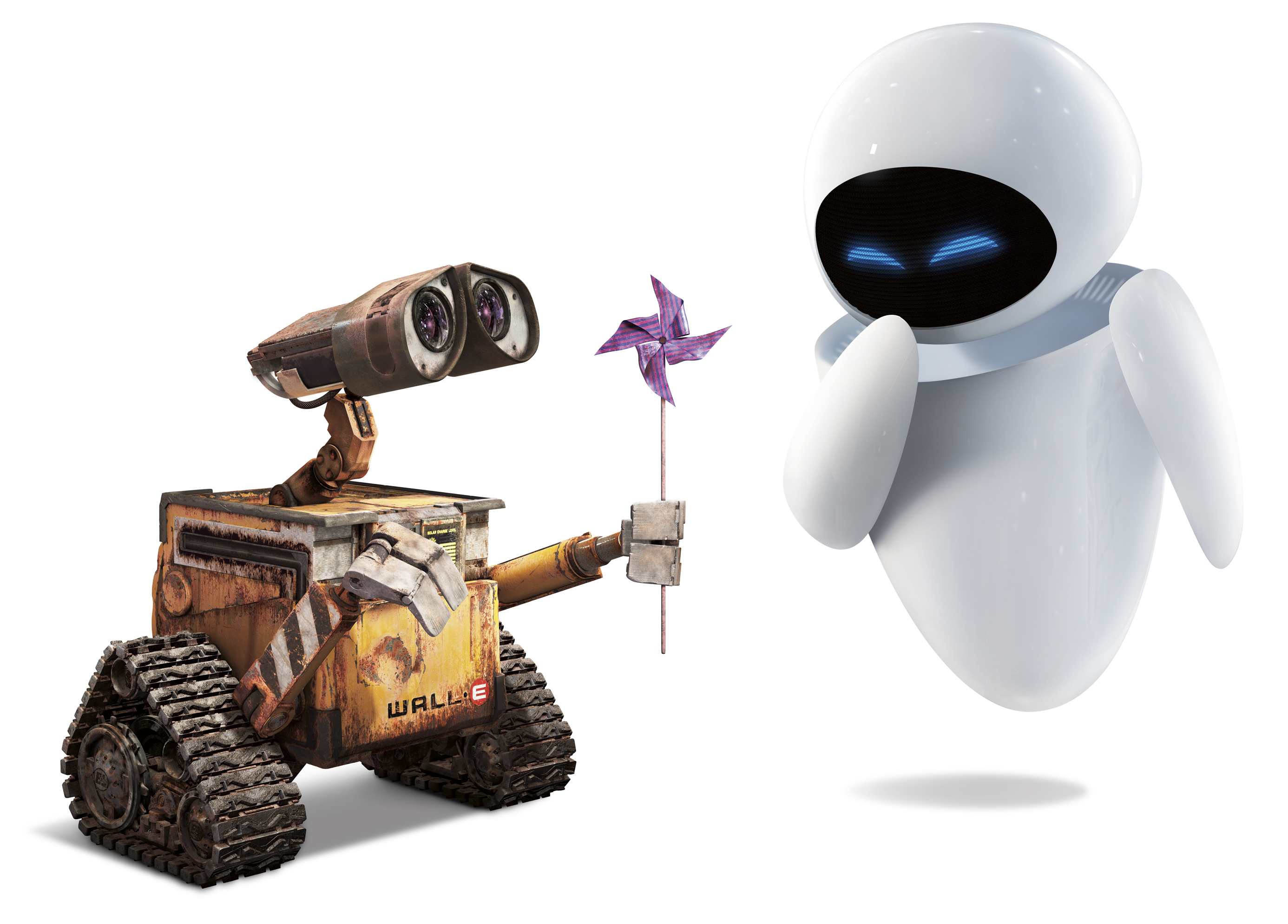 Wall E wallpaper 1