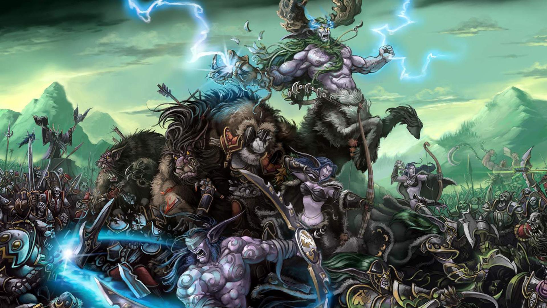 Warcraft 3 wallpaper 2