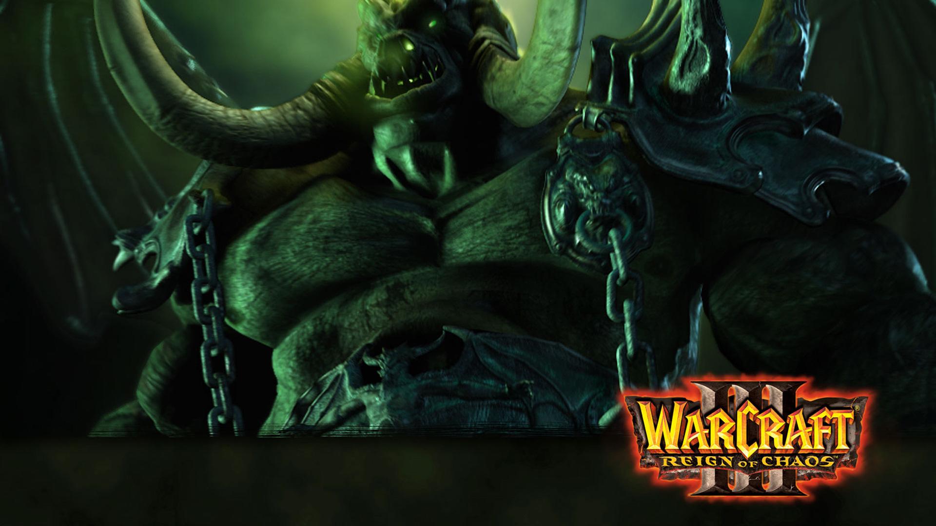 Warcraft 3 wallpaper 3