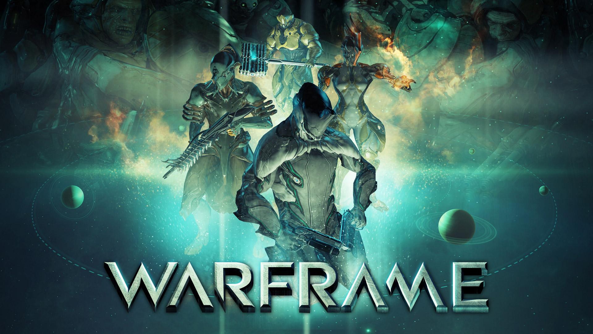 Warframe wallpaper 1