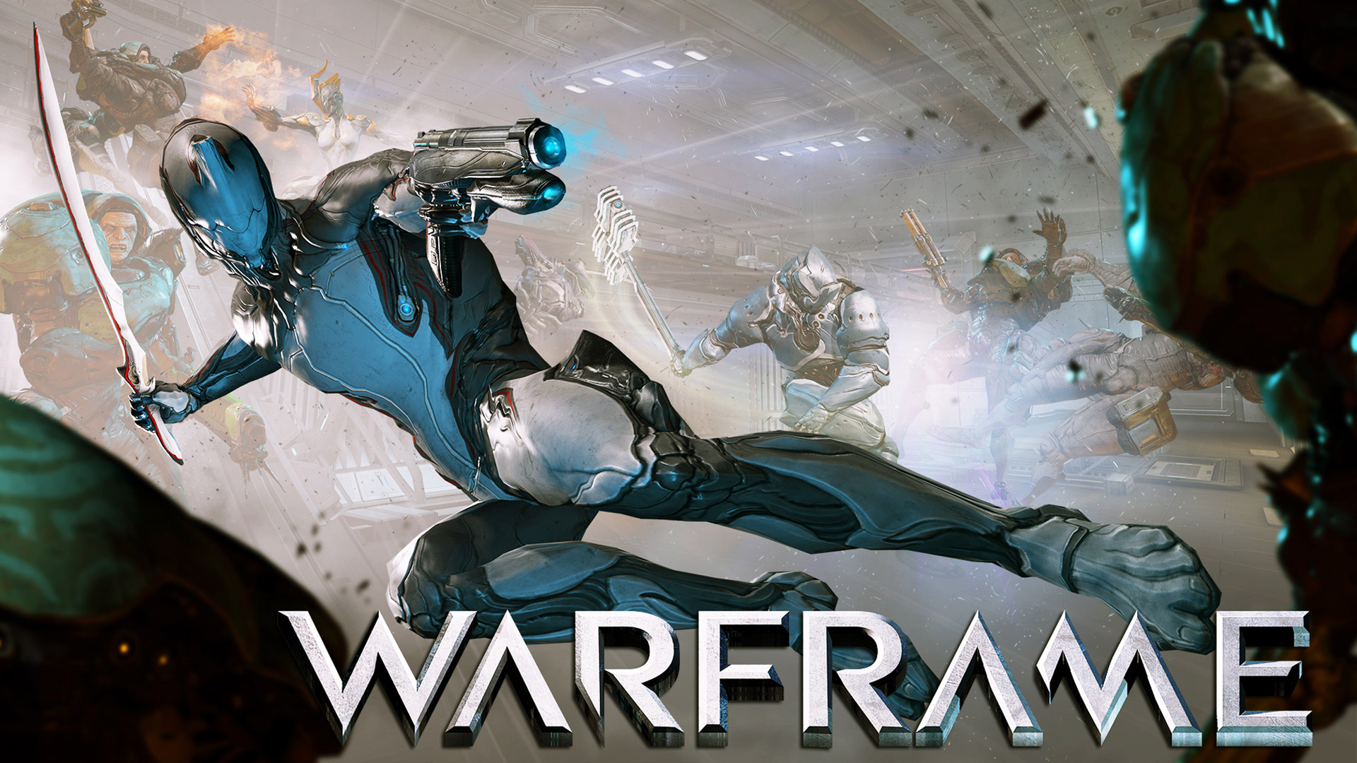 Warframe wallpaper 2
