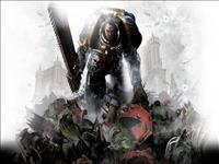 Warhammer 40K Space Marine wallpaper 4