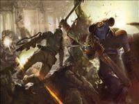 Warhammer 40K Space Marine wallpaper 6