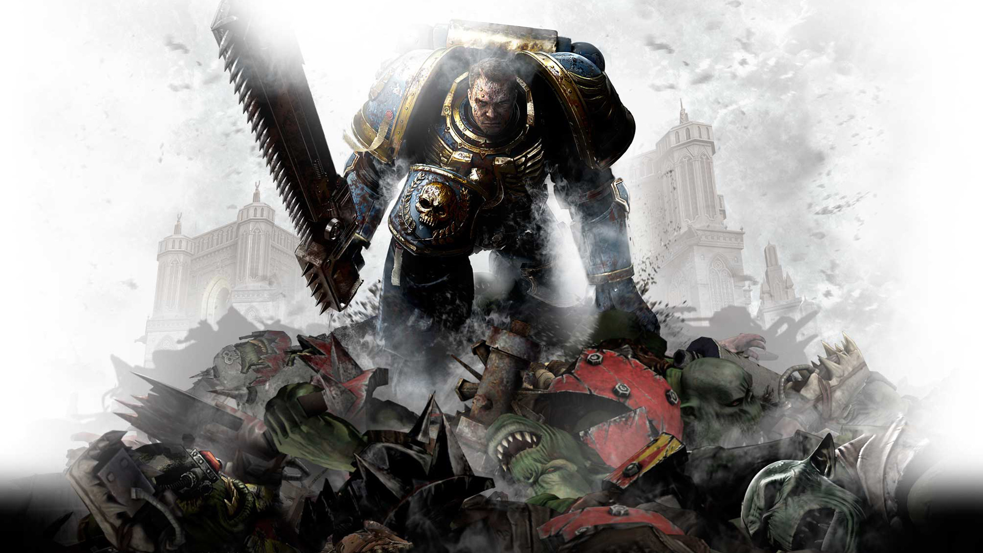 Warhammer 40K Space Marine wallpaper 4