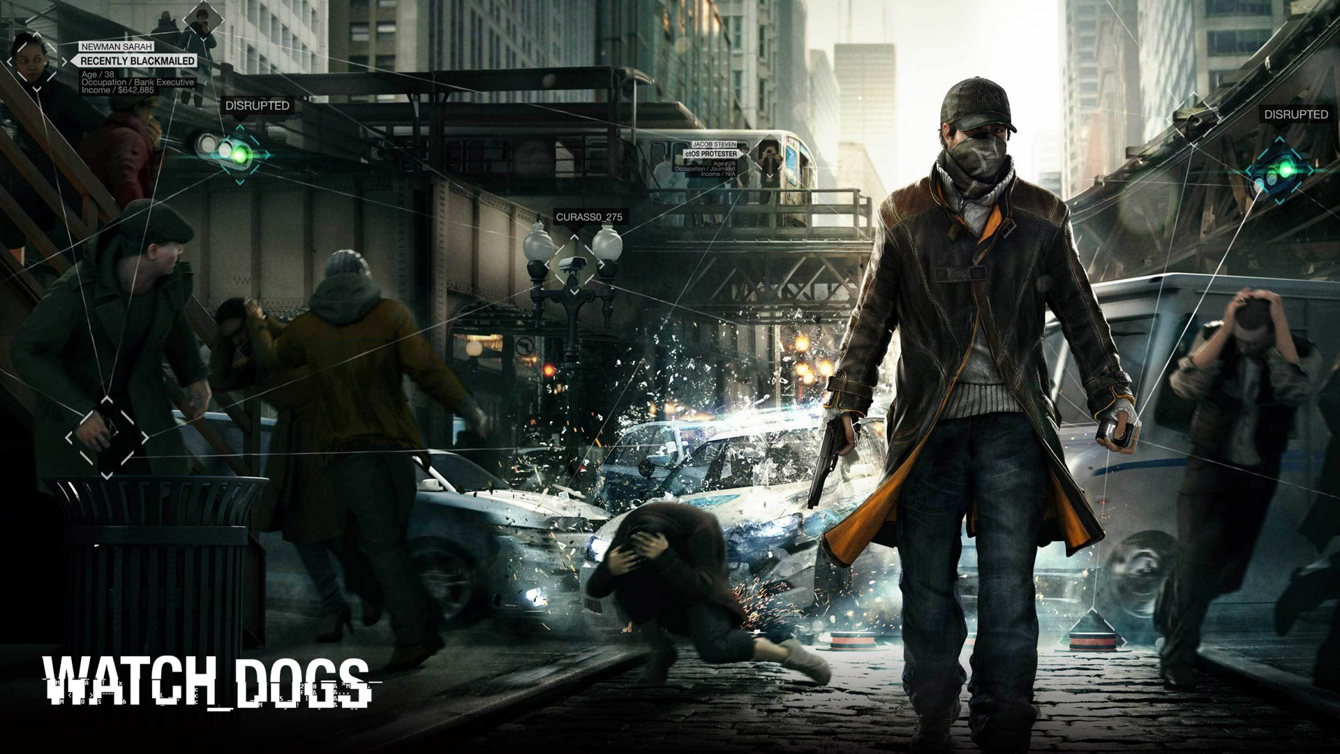 Watch Dogs wallpaper 13