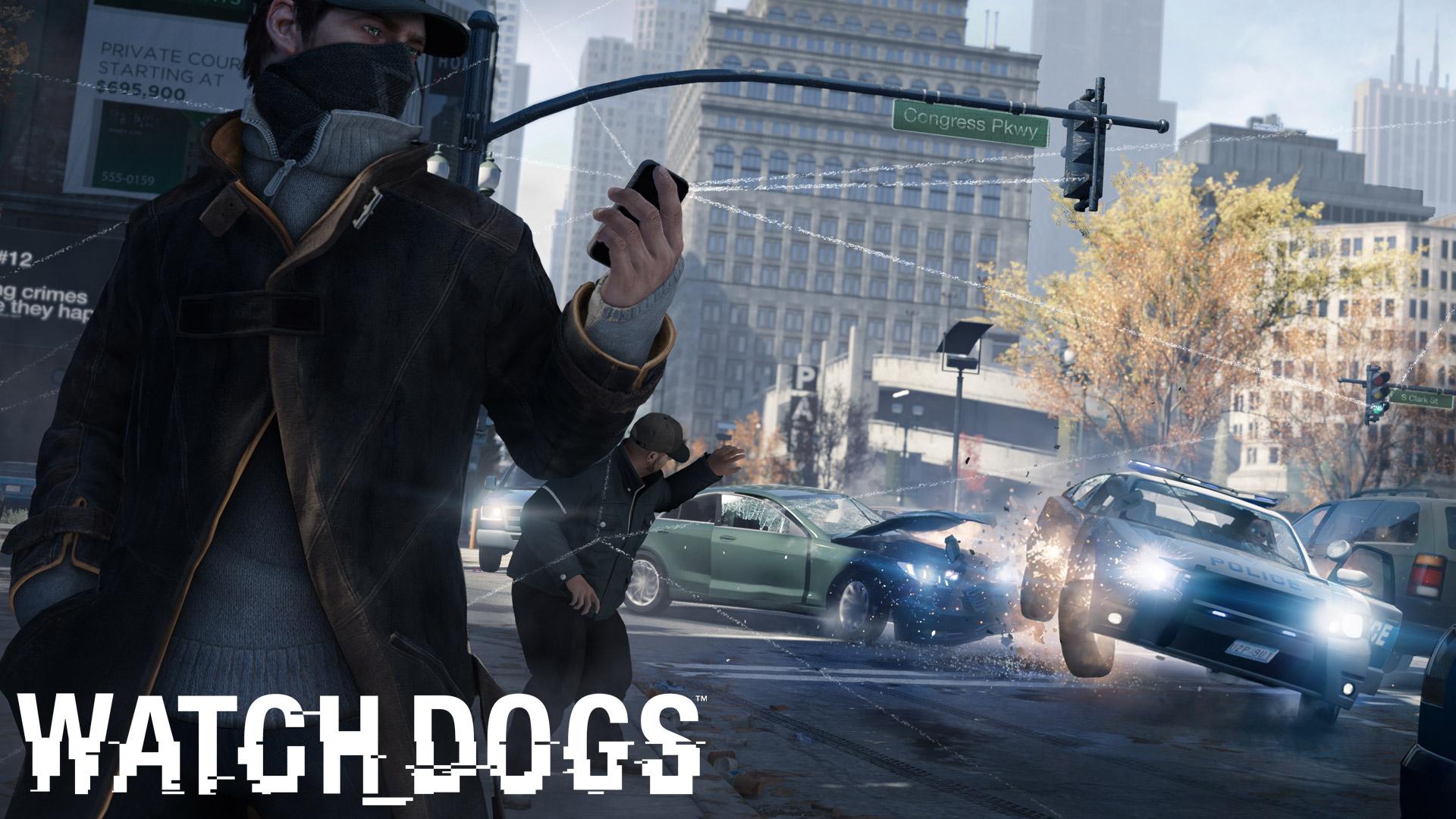 Watch Dogs wallpaper 14