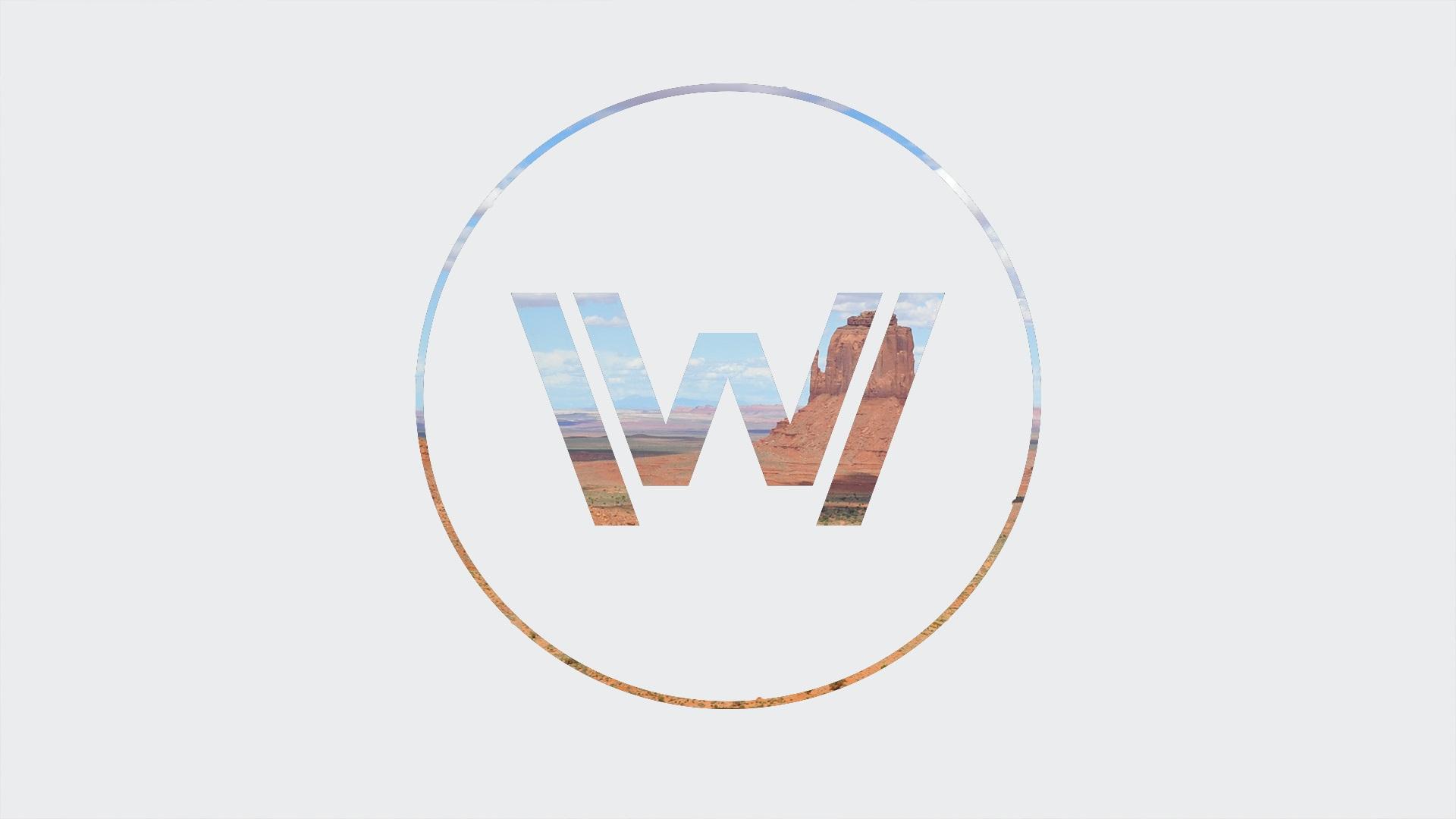 Westworld logo season 2 background 3